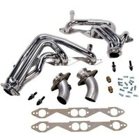 "BBK 94-96 CHEVROLET IMPALA SS 5.7L LT1 V8 HIGH FLOW SHORTY HEADERS 1-5/8"" CHROME"