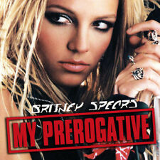 Britney Spears ‎– My Prerogative - CD single CARDSLEEVE 2 TITRES 2004