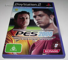 PES 2008 Pro Evolution Soccer PS2 PAL *Complete*