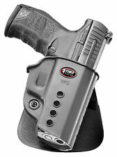 Fobus VPQ Paddle Holster Halfter H&K USP Full Size,Walther PPQ M2, H&K VP9