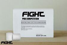 FIGHT Boxing Gauze - 24 Rolls. MMA Muay Thai Combat Sports