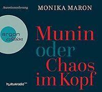 Munin oder Chaos im Kopf von Maron, Monika | Buch | Zustand gut