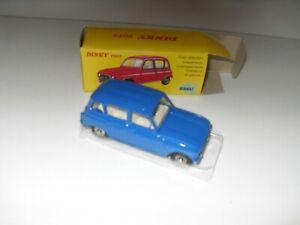 renault 4 L dinky toys atlas 1/43