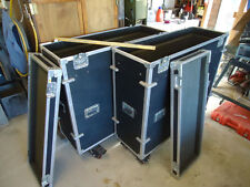 Electronic Equipment Case on Wheels