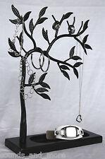 Schmuckbaum Schmuckständer schwarz ca. 30cm groß  -  NEU & OVP