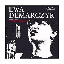 LP EWA DEMARCZYK śpiewa piosenki Zygmunta Koniecznego / reedycja