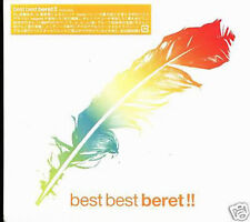 beret - best best beret !! - Japan 2 CD - NEW J-POP