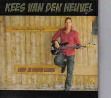 Kees van den Heuvel-Leef Je Eigen Leven cd single