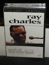 Ray Charles - Soul Of The Holy Land: August 1973 (DVD) The Lost Concert! NEW!