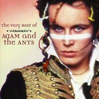 Adam And The Ants - Antmusic...The Very Best Of CD
