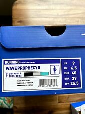 Women's MIZUNO Wave Prophecy 8,New,Size 9