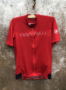 Castelli Short Sleeve Cycling Jersey XXL