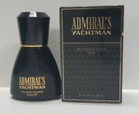 ADMIRAL'S YACHT MAN Mas Cosmetics After Shave Lotion 100ml splash, Vintage.