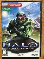 Halo Combat Evolved (missing cellophane) - PC UK Release Sealed!