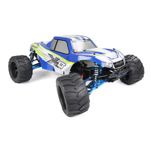 Rovan 45cc High Performance RTR XLT450 4WD Monster Truck (Blue) (LOSI 5IVE-T)