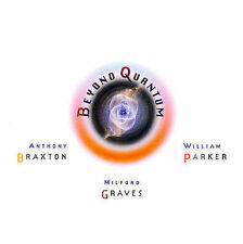 Beyond Quantum by Anthony Braxton (CD, Aug-2008, Tzadik Records)