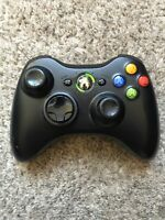 Microsoft Xbox 360 Wireless Controller - Matte Black - USED