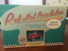 Hallmark 1940 Garton Hotrod Roadster 2nd In Winners Circle Series Pedal car