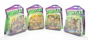 2013 Nickelodeon Teenage Mutant Ninja Turtles Action Figures Complete Set!