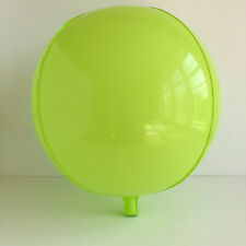 """Brand New 15"""" Sphere Orb Round Balloons Macaroon Green Wedding Party"""