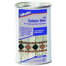 LITHOFIN MN Cobble cire antique / roula marbre / calcaire / protection sol en pierre