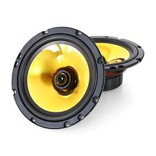 "Pair Of Auna Goldblaster 6.5"" Car Stereo Speakers 1000w Watt Hi Fi Speaker Set"