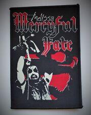 Mercyful Fate - Melissa PATCH King Diamond Judas Priest Portrait Kiss