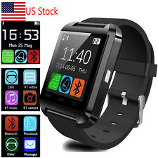 New listing Bluetooth Wrist Smart Watch Phone For Android Samsung S20 S10 S9 J8 J7 J6 Lg G7