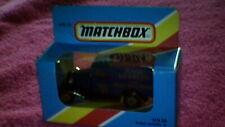 "Matchbox - 1-75 - MB38 Ford Model ""A"" Van ""Bass Museum"""