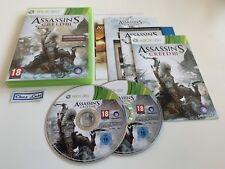 Assassin's Creed III 3 - Microsoft Xbox 360 - PAL FR - Avec Notice