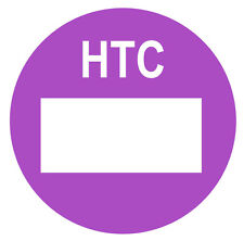 HTC / Mobile Phone / Gadget / Tech / iPad Accessory Stickers / Labels