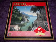 "New JIm Buckles Jigsaw Puzzle ""Princess Kept the View"" Artist Mattel 1000 Pieces"