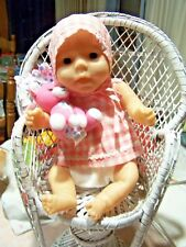 Newborn girl Doll For play or reborn Anatomically Correct