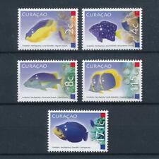 [CU013A] Curacao 2011 Marine life fish Local issued values RARE MNH