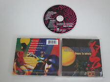 MONSTER MAGNET/DOPES TO INFINITY(A&M RECORDS 540 315-2) CD ALBUM