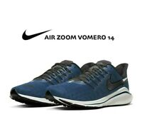 Nike Air Zoom Vomero 14 Men's Running Shoe AH7857 Coastal Blue size 10 11 13