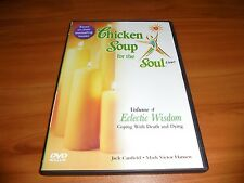 Chicken Soup For The Soul: Electric Wisdom Vol 4 (DVD 2006 Full Frame) Used