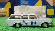 1:43 scale Trax Top Gear Holden EH Station Wagon Light Blue RFDS Outback 8011F