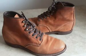 Red Wing Heritage Blacksmith Copper Boots 3343 Sz 10 D