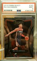 2019-20 Panini Select Premier Level #187 Rui Hachimura RC Rookie PSA 9