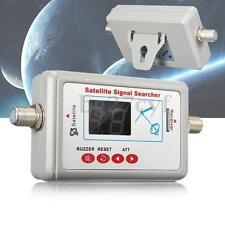 LCD DVB-T SF-95DL Mini Digital TV Antenna Satellite Signal Finder Meter SATLink