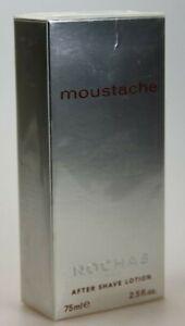ROCHAS moustache 75ml After Shave Lotion Vintage