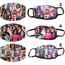 Michelle Obama cotton face cover with   filter 2 pack bundle