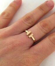 Tiffany T Wire Ring Ebay