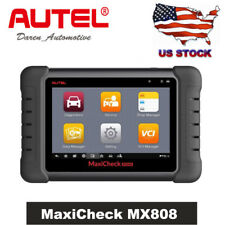 Autel US MaxiCheck MX808 All System Service Tool Diagnostic Scanner IMMO TPMS
