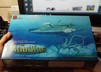 Pegasus Hobby 1/144 Nautilus 20000 Leagues Under the Sea Giant Squid Model Kit