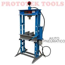 Pressa idraulica per officina 30t, corsa lavoro 150 mm , lung. di lavoro 820mm
