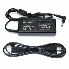 Ac Adapter 19.5V 2.31A for HP Stream 11-y012nr,11-y0​13ca,11-y020wm Cord