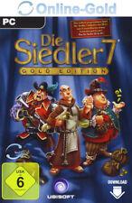 Die Siedler 7 Gold Edition - The Settlers Uplay Digital Code - PC NEU EU/DE