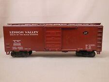 HO SCALE KAR-LINE LEHIGH VALLEY 6009 40' BOX CAR